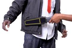 kontrollera säkerhet fotografering för bildbyråer