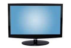 kontrollera televisionen Royaltyfri Foto