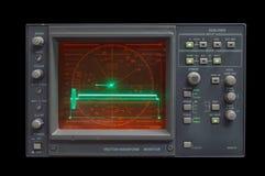 kontrollera waveformen Arkivfoton