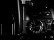 kontrollerar dslr Fotografering för Bildbyråer