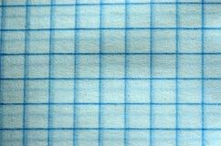 Kontrollerat papper, olika färger och texturer Arkivbilder