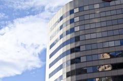 Kontrolleur-Gebäude lizenzfreie stockbilder