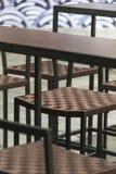 Kontrolleur-Stuhl lizenzfreies stockbild