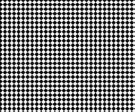 Kontrolleurhintergrundmuster von Quadraten in der diagonalen Anordnung B Stockfotos