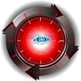 Kontrollläkarundersökningteknologier Royaltyfria Bilder