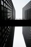 Kontrollturm-Anschluss Stockfoto