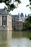 Kontrollturm, Arbeitsraum des holländischen Premierministers Stockfotos