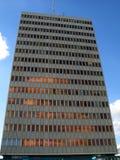Kontrollturm-Block Stockfotos