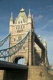 Kontrollturm-Brücke Stockfotografie