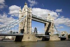 Kontrollturm-Brücke, London Lizenzfreie Stockfotografie