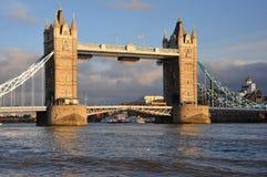 Kontrollturm-Brücke, London Stockfotografie