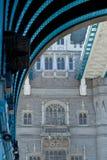 Kontrollturm-Brücke, London Stockfoto