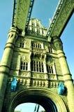 Kontrollturm-Brücke in London, Vereinigtes Königreich Stockfotografie