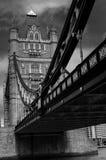 Kontrollturm Bridge1 Lizenzfreie Stockbilder