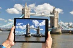 Kontrollturm Bridge1 Lizenzfreie Stockfotos