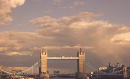 Kontrollturm Bridge1 Stockfotografie