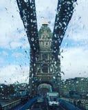 Kontrollturm Bridge1 Lizenzfreie Stockfotografie