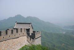 Kontrollturm der Chinesischer Mauer Lizenzfreie Stockfotos