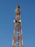 Kontrollturm der Kommunikation Stockbild
