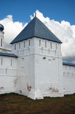 Kontrollturm des Klosters Lizenzfreies Stockbild