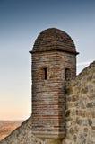 Kontrollturm des Marvao Schlosses Stockfotografie
