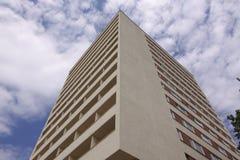 Kontrollturm-Fassade lizenzfreies stockfoto