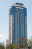 Kontrollturm-Gebäude Lizenzfreies Stockbild