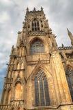 Kontrollturm Kathedrale der York-Westminster stockbild