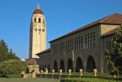 Kontrollturm Stanford-Hoover Stockfotos