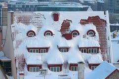 Kontrollturm Tallin Stockfotografie