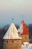 Kontrollturm Tallin Lizenzfreie Stockfotografie