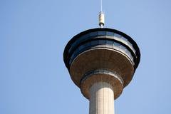 Kontrollturm in Tampere Stockbilder