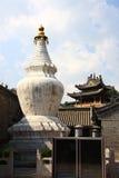 Kontrollturm Tempel   Stockbilder