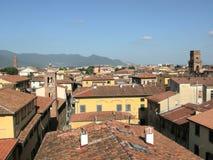 Kontrollturm Toskana-Italien in der Pisa-Stadt Lizenzfreie Stockfotos