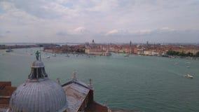 Kontrollturm in Venedig Lizenzfreies Stockbild