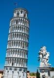 Kontrollturm von Pisa Stockfotos