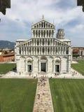 Kontrollturm von Pisa Lizenzfreie Stockfotos