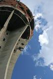 Kontrollturm in Vukovar Stockbilder