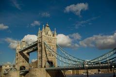 Kontrollturmbrücke Lizenzfreie Stockfotografie