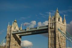 Kontrollturmbrücke Lizenzfreies Stockfoto