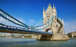 Kontrollturmbrücke in London Lizenzfreie Stockbilder
