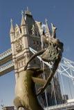 Kontrollturmbrücke, London Lizenzfreies Stockfoto