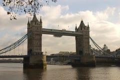 Kontrollturmbrücke in London Lizenzfreie Stockfotos