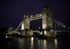 Kontrollturmbrücke London Lizenzfreies Stockfoto