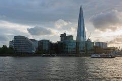 Kontrollturmbr?cke - London lizenzfreies stockfoto
