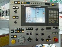 Kontrolna maszyna od asiean metallex 2014, Bangkok Zdjęcia Royalty Free
