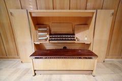 kontrolnego szczegółu masywna organowa panelu drymba Fotografia Stock