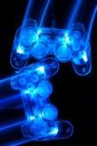 kontrolny gemowy joystick Zdjęcie Royalty Free