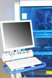 kontrolny maszynowy nowożytny panel obraz royalty free