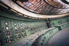 Kontrolny pokój Fotografia Stock